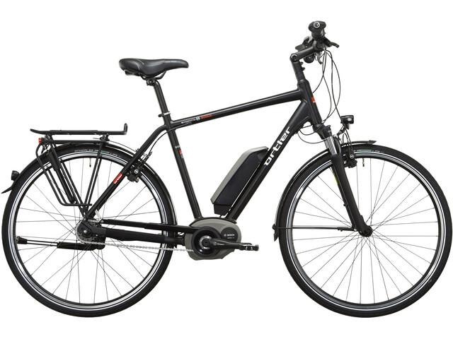 Ortler Montreux E-citybike sort | City-cykler